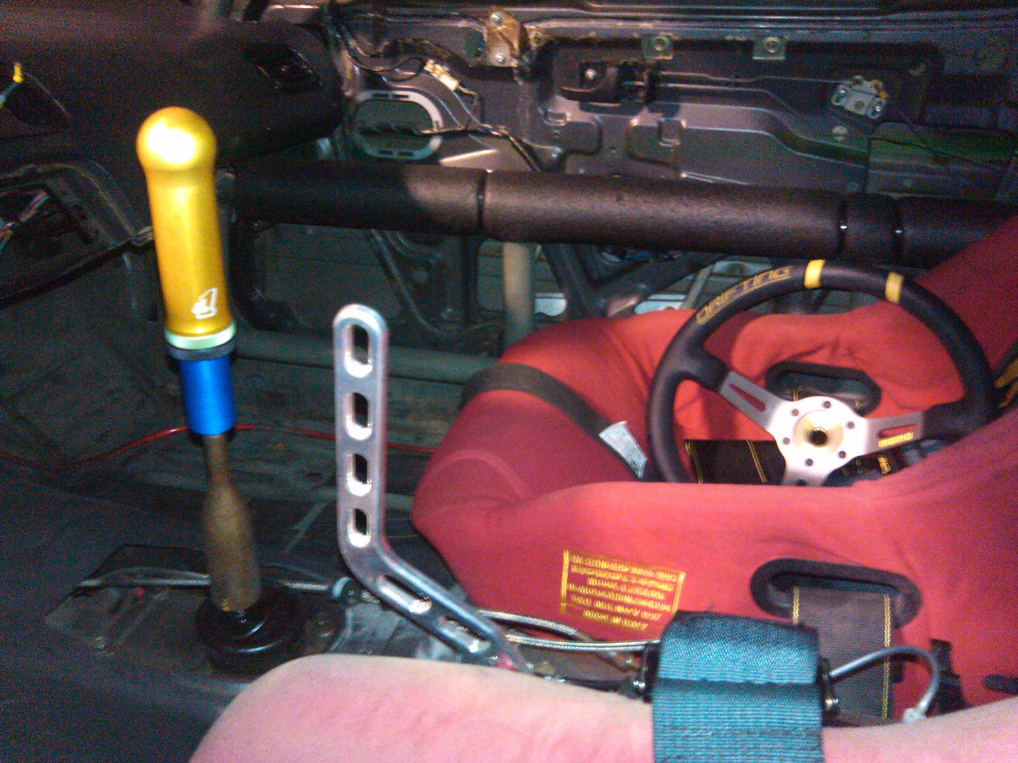 Nissan 240sx Shift Knob Thread Size
