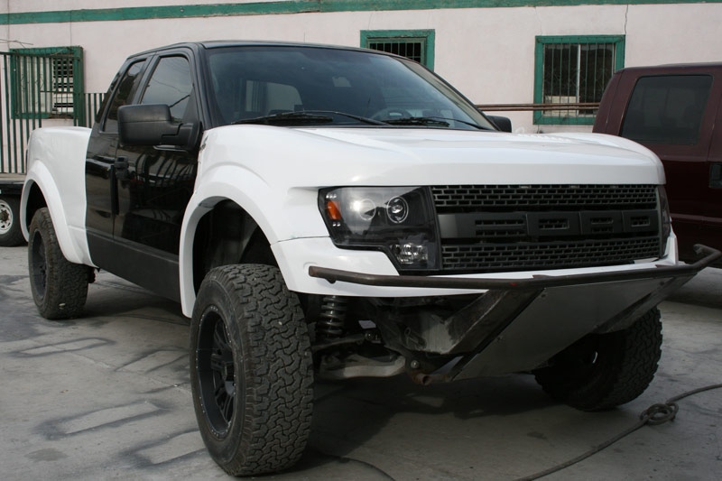 Raptor body kit for f150 grill html autos weblog